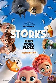 送子鳥 : Storks (借閱 : 10次)