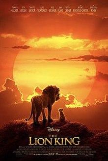 獅子王 : The lion king